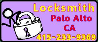 Locksmith Palo Alto CA