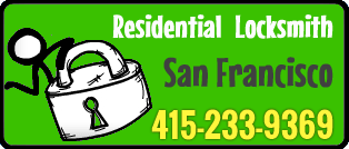 Residential locksmith San Francisco